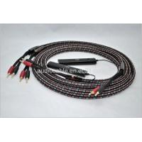 Buy cheap Audioquest Rockefeller Speaker Cable with 72V DBS Pair New product