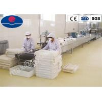 Buy cheap room space length customized fresh noodle production line make Ramen Noodles from wholesalers