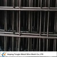 "Buy cheap Black Welded Wire Mesh |Made by Low Carbon Wire 12bwg~27bwg with 1/4""~2"" from wholesalers"