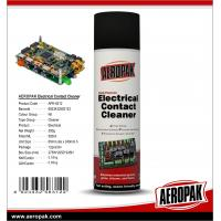 Buy cheap AEROPAK 500ML aerosol spray can Multi-Purpose Electrical Contact Cleaner product
