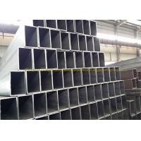 Buy cheap 2 Inch 3 Inch 4 inch Galvanized Steel Square Tubing Metal Iron Tubing product