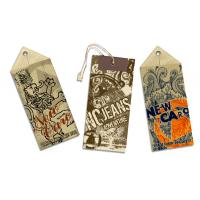 Buy cheap printed clothing tags product