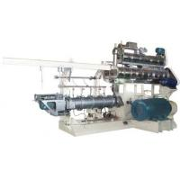 Buy cheap 3000kgs/h Egypt  twin screw extruder floating fish feed pellet making machine in bangladesh product