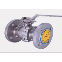 Buy cheap DN600 Size Q47f-64P Liquid Flanged  Butterfly Valve / Single Flange Butterfly Valve product