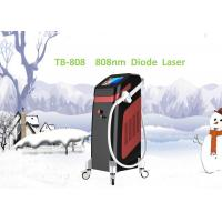 Buy cheap Clinic 808nm Diode Laser Hair Removal Machine 1 - 10Hz Adjustable Italy Pump 12 from wholesalers