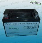 Buy cheap 12V 5Ah Lithium Starter Batteries, 26650 LiFePO4 Starter Battery 8 Cell product