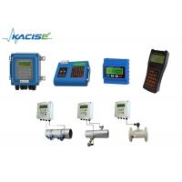Buy cheap Hydraulic Ultrasonic Flow Meter RS485 Modbus Small Size For Liquid Mesurement from wholesalers