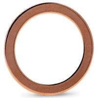 Buy cheap OFHC Copper Gaskets product