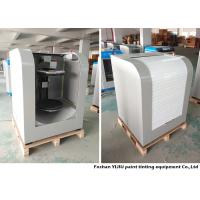 Stable Manual Gyro Paint Mixer , High Speed Paint Mixer Shaker Machine