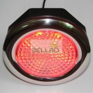 Buy cheap Bulletproof PC plastic 12V RGB LED SPA Light / multi color led pool light from wholesalers