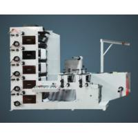 Buy cheap 5 color flexo printing machine with ir dryer with lifter device from wholesalers