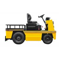 Buy cheap Electric 10 Ton Explosion Proof Forklift With Innovated Tractor 2485mm Overall Length product
