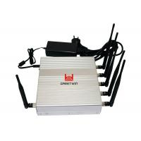 Buy cheap Wireless Cell Phone Frequency Jammer / Cell Signal Blocker Jammer WIFI GPS product