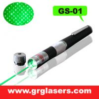 China 2 in 1 Powerful Green Laser Pointer Pen Beam Light 5mw Lazer High Power 532nm Made In China on sale