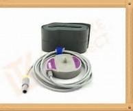 Buy cheap Edan F3 Fetal Monitor Transducer US Probe 4 Pin Connector 40 Degree 2m Length product