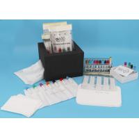 Buy cheap IATA Approved MDPE Lab Medical Specimen Box Self Adhesive Seal product