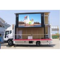 Buy cheap Trucks Advertising LED Mobile Billboard P16 Pixels Constant Current Drive Type product