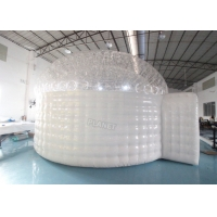 Buy cheap 3.8m Height Plato Inflatable Igloo Marquee For Trade Show product
