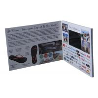 """Buy cheap 2.4''/2.8''/4.3'/5""""/7'/10'' TFT LCD Video Brochure with multi-pages from wholesalers"""