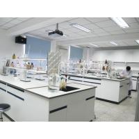 Buy cheap Science Wood Steel Laboratory Tables Medical Lab Work Bench With Drawers product