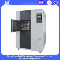 China 2 Zone or 3 Zone Electronic  Thermal Shock Testing Machine Chamber Manufacturer BTS 50 Environmental Testing on sale