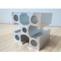 Buy cheap Custom Anodized Industrial Aluminium Profile For Production Line / Pipeline from wholesalers