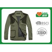 Buy cheap Olive Color Hunting Fleece Clothing For Hunting Hiking Camping product