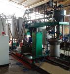 Buy cheap 35KW Sponge Mattress Foam Production Line High Speed 220L / Mould product