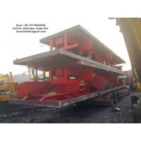 Buy cheap 45 - 100 Tons Used Truck Trailers 13000 * 2500 * 2700 Mm SGS Approved product