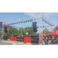 Buy cheap Lightweight Heavy Duty Aluminum Stage Lighting Truss Easy Assembly from wholesalers