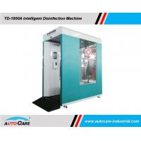 Buy cheap Mobile disinfectant machine with four wheels/ Intelligent face recognition and from wholesalers