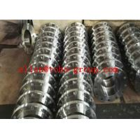 Buy cheap Forged Steel WN Flange 6 Inch 150LB ASTM A182 F316H Stainless Steel Flange from wholesalers