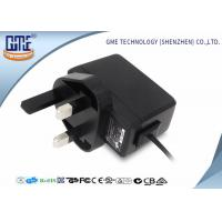 Buy cheap 5V 2000mA AC DC Power Adapter 3 UK Prong Plug For Medical Machine from wholesalers