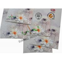 Buy cheap Offset Paper Custom Printed Business Envelopes Custom Size Gold Foil Stamping product