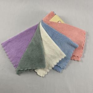 Buy cheap Ultra Plush 25x25cm Refreshing Oshibori Towel product