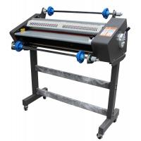 Buy cheap 650mm Hot And Cold Roll Laminator Machine With LCD Display Reverse Function from wholesalers