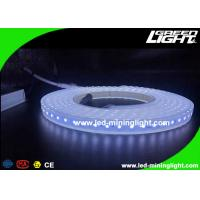 Buy cheap Anti Explosive Safety LED Flexible Strip Lights for Underground Mining Tunnel Opening Pit product