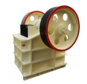 Buy cheap 380V Semi Automatic AAC Panel Jaw Crusher Machine product