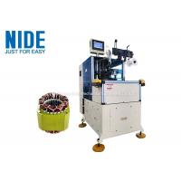 Buy cheap Auto Servo Double Sides Stator Coil Lacing Machine , Simple To Operation from wholesalers