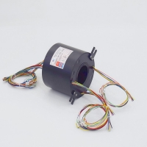 Buy cheap Robotics IP54 300rpm 50mm Hollow Shaft Rotary Unions product