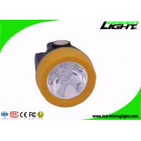 Buy cheap Explosive Proof Cordless Mining Lights 170g Miner Helmet Lamp with Charging Indication 10000 Lux from wholesalers