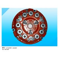 Buy cheap russia belarus MTZ spare parts  clutch cover 80-1601090 product