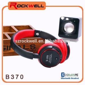 China Multifunction wireless 3.0 stereo bluetooth headphone on sale