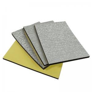 Buy cheap 19mm XPE Construction Heat Insulation Foam 1000 - 1200mm Width Light Weight product