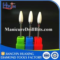 Buy cheap Dia 6.5MM Fingernail Drill Bits , Nail Drill Safety Bit Good Heat Dissipation product