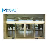 Buy cheap Reliable Sliding Door Operator With Electric Motor And Aluminum Alloy Track from wholesalers