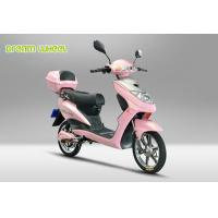"Buy cheap Pink 16"" 2 Wheel Pedal Assist Electric Bike , Electric Motor Assisted Bicycle For Girls product"