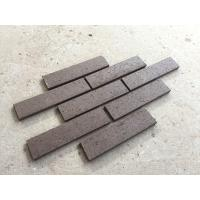 Buy cheap Exterior Thin Brick Veneer Wall Decoration Face Brick Veneer M36423 With Extruded product