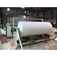 Buy cheap Non - Stop Kitchen Towel / Toilet Tissue Production Line With Stable Speed 220m/Min product