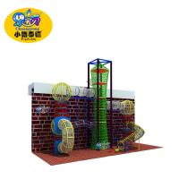 Buy cheap Colorful Indoor &Outdoor Playground Equipment Customize Environmental Protection from wholesalers